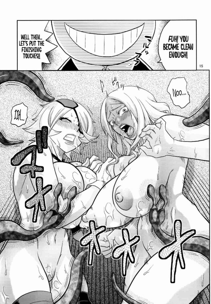 assassination classroom hentai Doujinshi