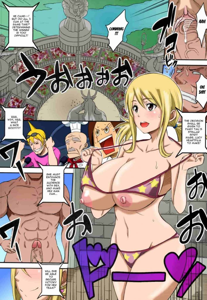 fairy tail hentai